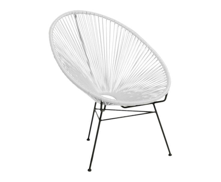 Superb fauteuil acapulco pas cher 3 fauteuil jardin - Fauteuil acapulco pas cher ...