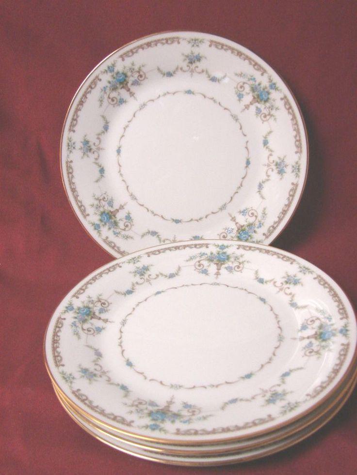 Noritake China Dinnerware Cotillion Pattern 2802 Set