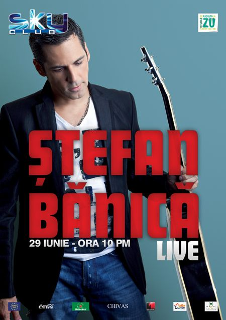 stefan Banica Jr Special Guest
