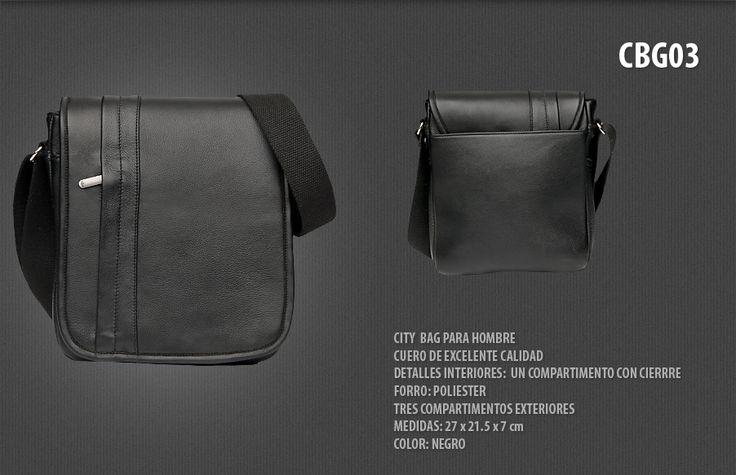 Bolso Citybag CBG03