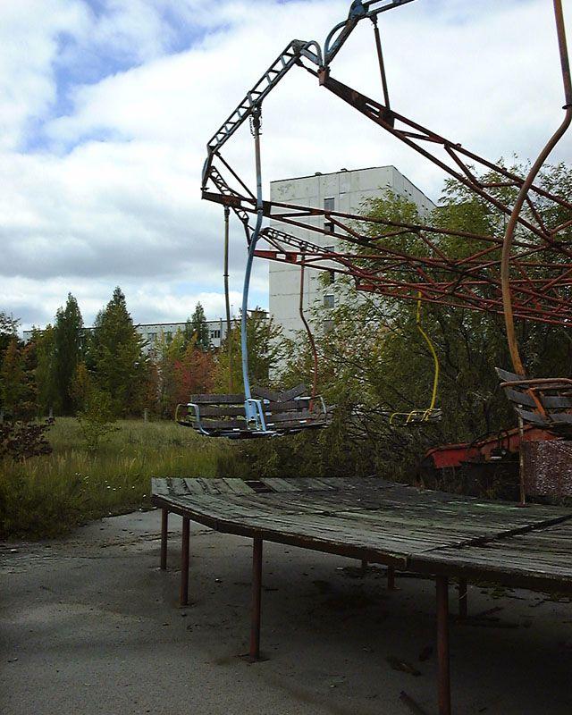 Prypiat, Ukraine, Chernobyl