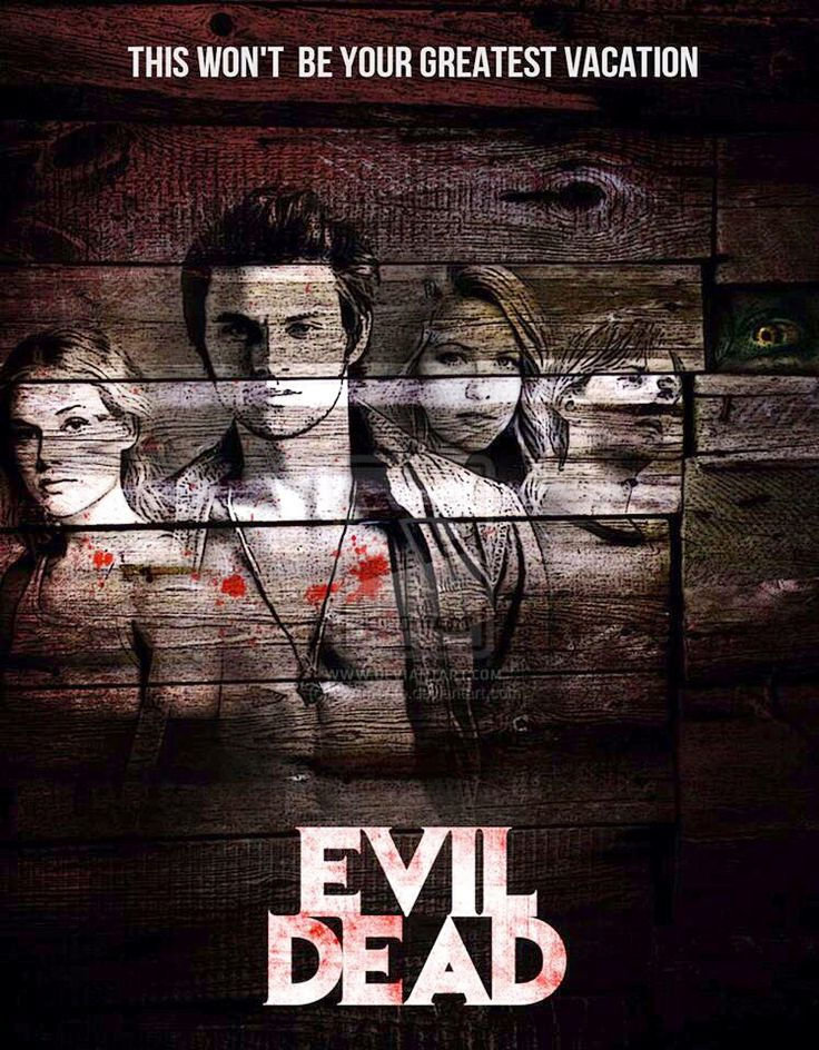 Hollywood Movie Evil Dead 2013 In Hindi