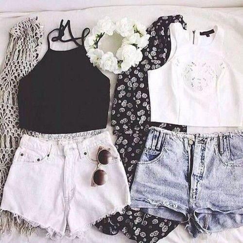 Boho fashion. Teen fashion
