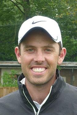 Charl Schwartzel - plays on the PGA, European and Sunshine Tour.