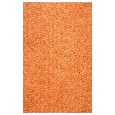 nuLOOM HJGS01D Orange Hand Tufted Viola Shag Area Rug