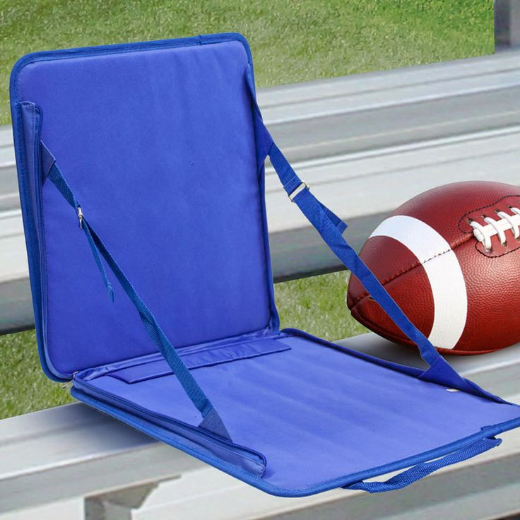 Imperial Home Folding Outdoor Stadium Chair