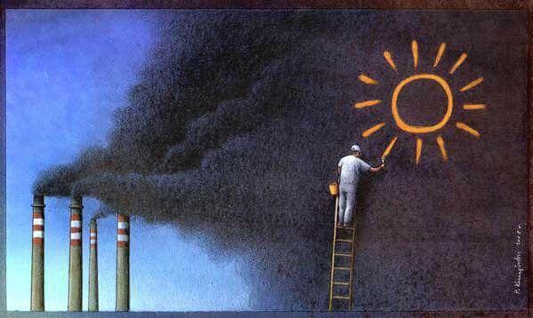 Save environment,