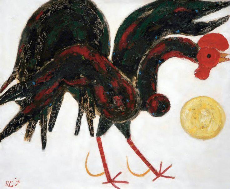Popo Iskandar - Jago dan Matahari (Rooster and the Sun)