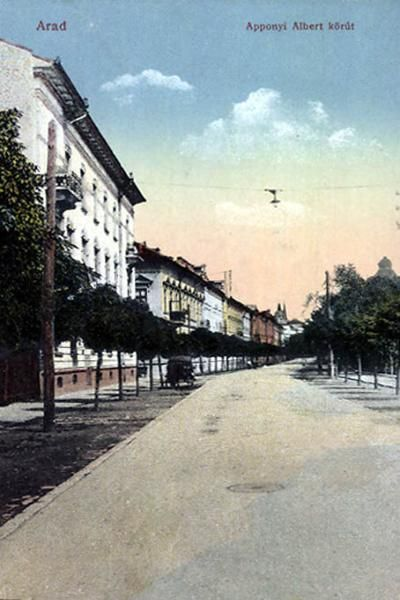 Postcards of the Past - Arad, Romania