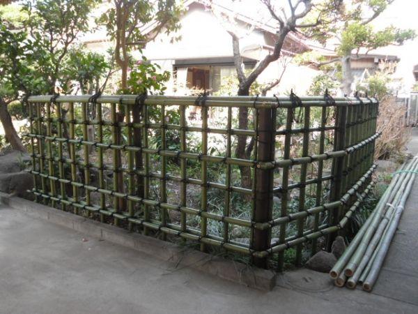竜安寺垣、偕楽園垣、金閣寺垣 | 栽ちまり花園