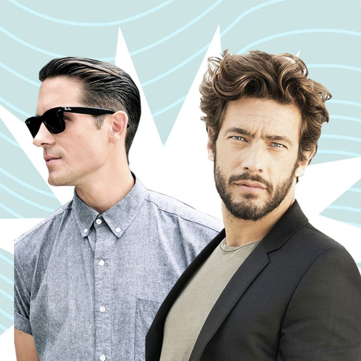 Coiffure homme : les coupes de cheveux pour hommes  - Elle