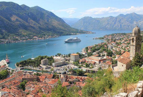 Κότορ: Η Μεσόγειος έχει το δικό της φιόρδ