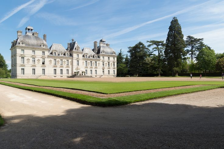 Renowned As The Most Magnificently Furnished Of All Loire Chateaux