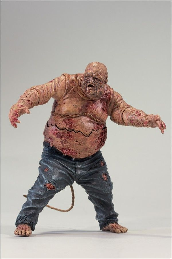 The Walking Dead Series Two Action Figures Revealed... the bloated walker with he is my favorite!!!! I need this!!!