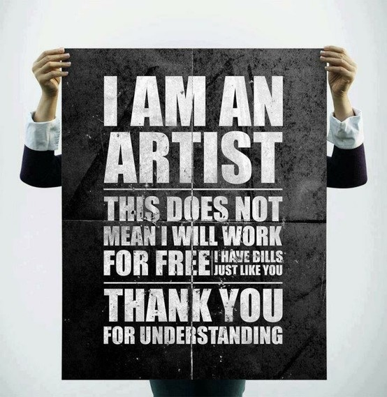 I am an artist#Pin By:Pinterest++ for iPad#