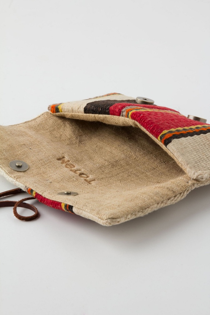 Marfa Embroidered Clutch - Anthropologie.com