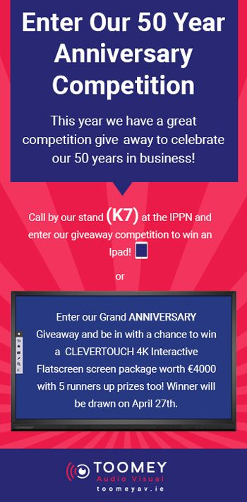 Clevertouch Competition - Toomey AV