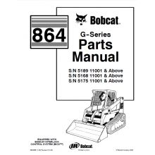 52 best bobcat manuals images on pinterest pdf repair manuals and rh pinterest com Bobcat 864 Craigslist 864 Bobcat Parts Catalog