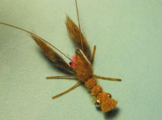 Fly Tying Nation: Freshwater Nation - Freshwater fly pattern