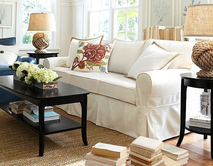 Cozy Light And Dark Sisal Rug Potterybarn