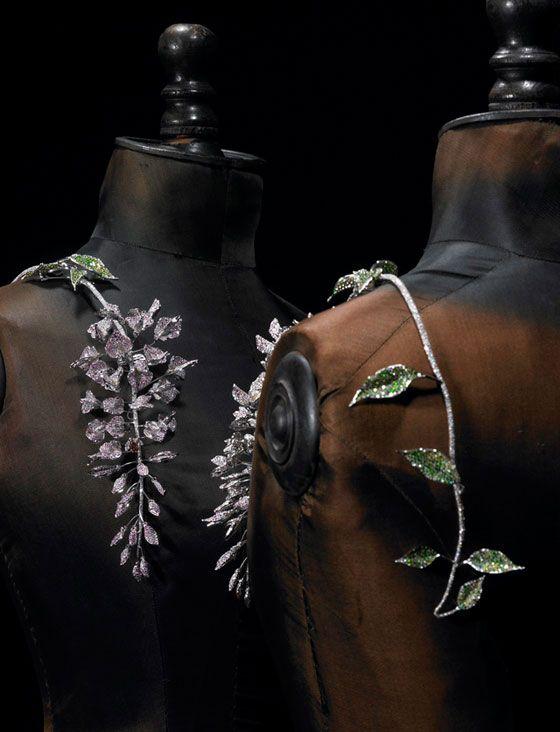 Аргайлские розовые бриллианты на выставке в Кенсингтонском дворце — Jewellery Mag
