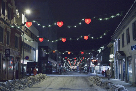 Antonella Arismendi. Tromsø #Norway