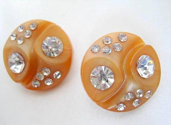 Best 25 Rhinestone Earrings Ideas On Pinterest Diy