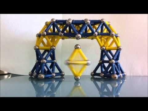 333 Parça Manyetik Lego Seti Anne / Bebek / Oyuncak