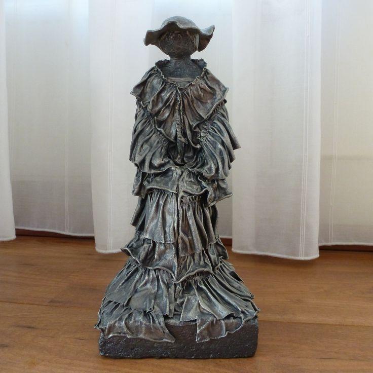 Meer dan 1000 afbeeldingen over vrouwen beelden op pinterest kunst producten en met - Beeld van decoratie ...