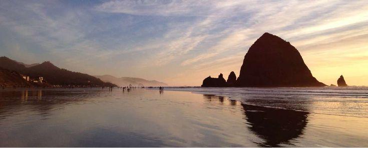 Laurel / Brian - Cannon Beach