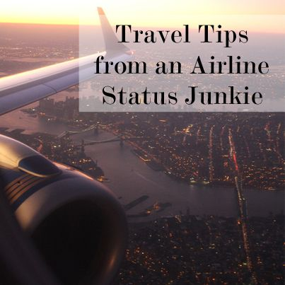 Travel Tips // I agree with these, except flying United. Don't fly United. Ever. Tip: Keep in mind airline alliances when choosing your loyalty. Delta is connected to KLM and Air France, all of which are also part of Skyteam - an alliance of 20 airlines that codeshare and share mileage rewards.