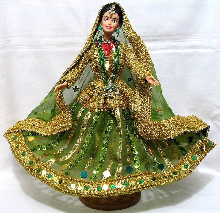 another indian Barbie