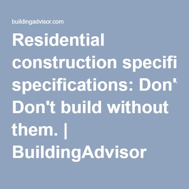 The 25+ best Residential construction ideas on Pinterest - construction contract samples