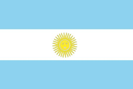 Country Flags: Argentina Flag