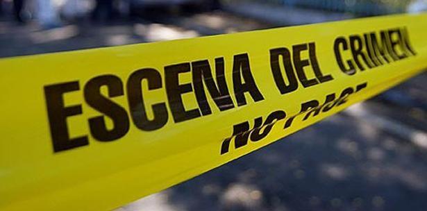 Tres personas muerta en el municipio Sabana Grande de Boyá entre ellas dos miembros de la Policía Nacional