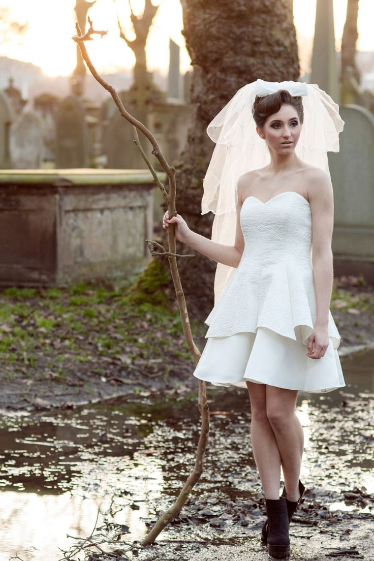 Adventure: The new collection of short wedding dresses by Tobi Hannah | Love My Dress® UK Wedding Blog