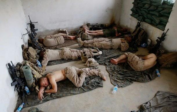 Pinner Says~ They sleep on dirty floors, so that you can sleep in your cozy bed. Doesn't seem fair...Support Our Troops!