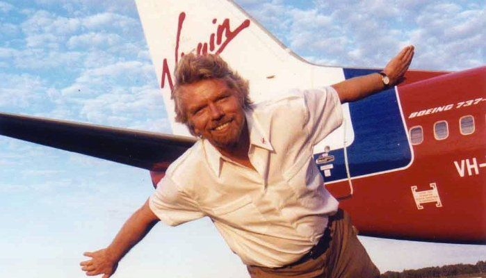 """There is no doubt that Richard Branson, sometimes referred to as """"the rebel billionaire,"""" has earned that nickname. 