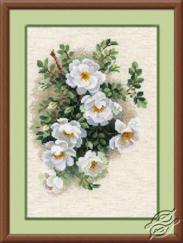 White Briar - Cross Stitch Kits by RIOLIS - 1351