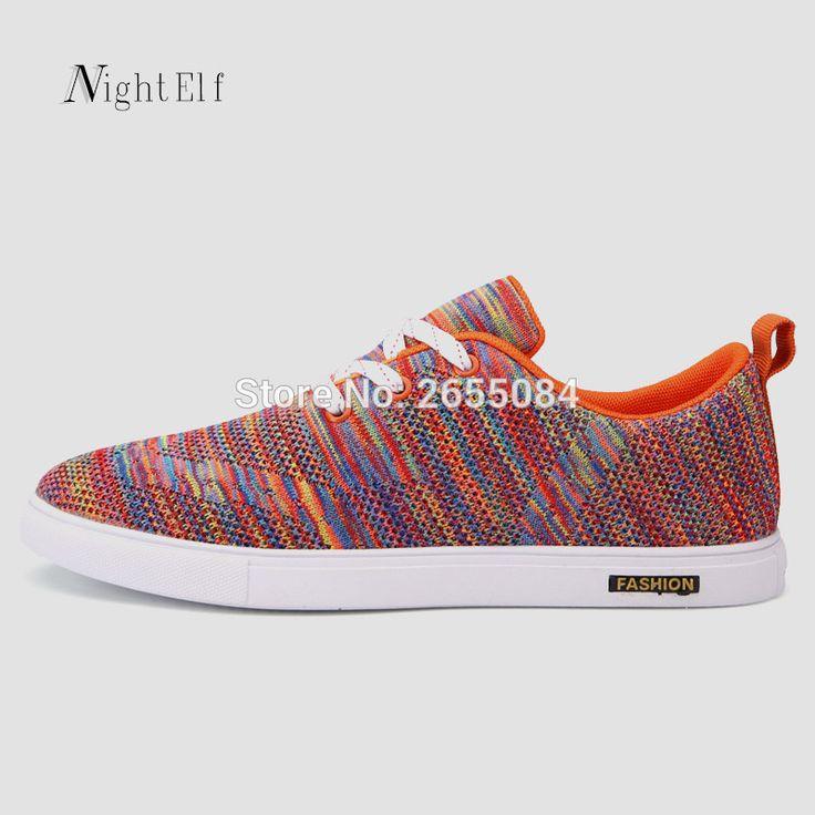 Night Elf luxury men running shoes men breathable air mesh tennis sneakers 2016 autumn Winter men sport training walking shoes