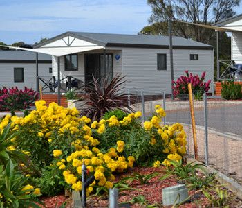 coffin bay caravan park cabin
