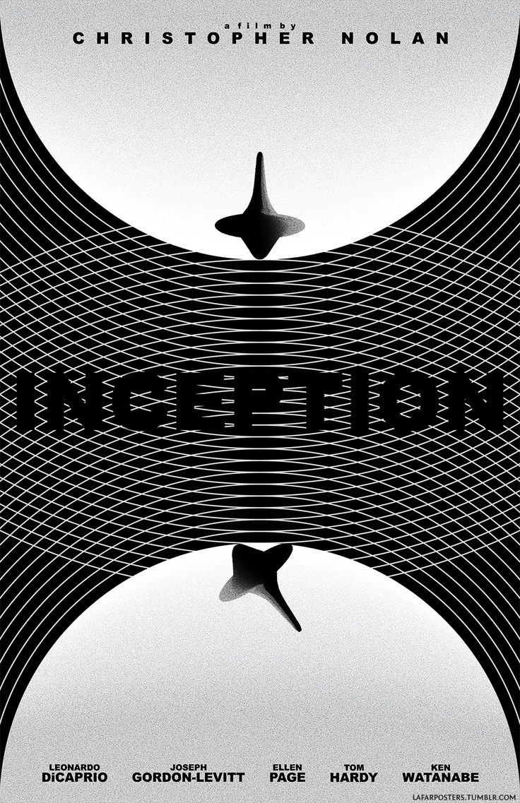 Poster design tumblr - Inception Poster Check Out My Other Work On Tumblr Or On Deviantart Http