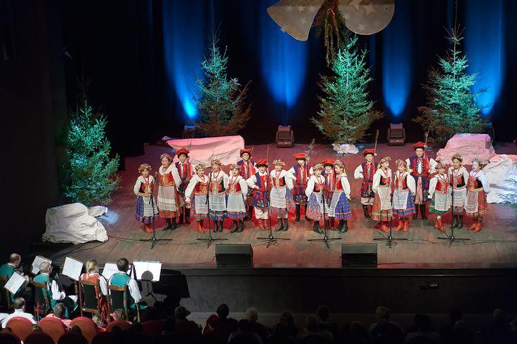Koncert kolęd, 20.12.2013 r. (fot. Aleksander Łubiński)