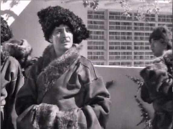 Architecture of Film: Architecture of Lost Horizon [1937]