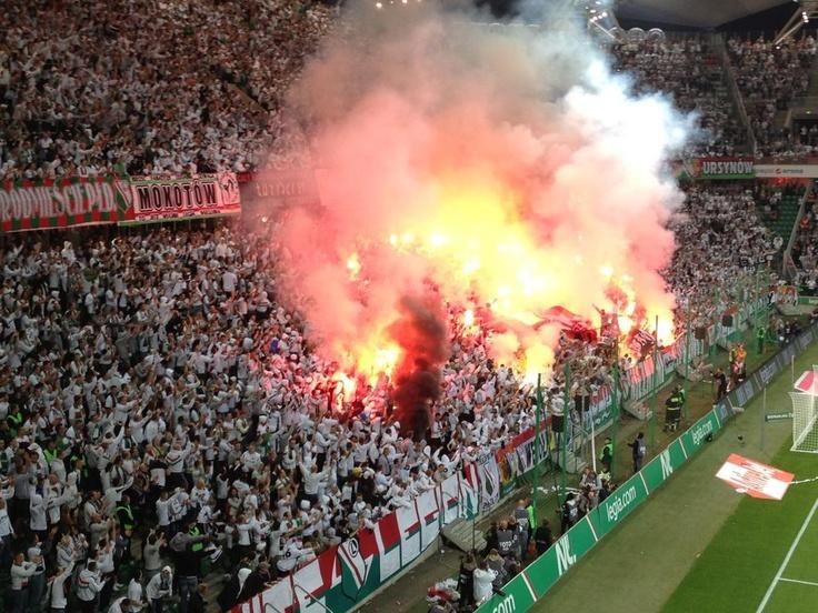 EmmerichDTC @ Legia Warszawa-Polonia Warszawa