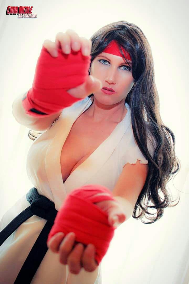 AZ Powergirl/Cara Nicole