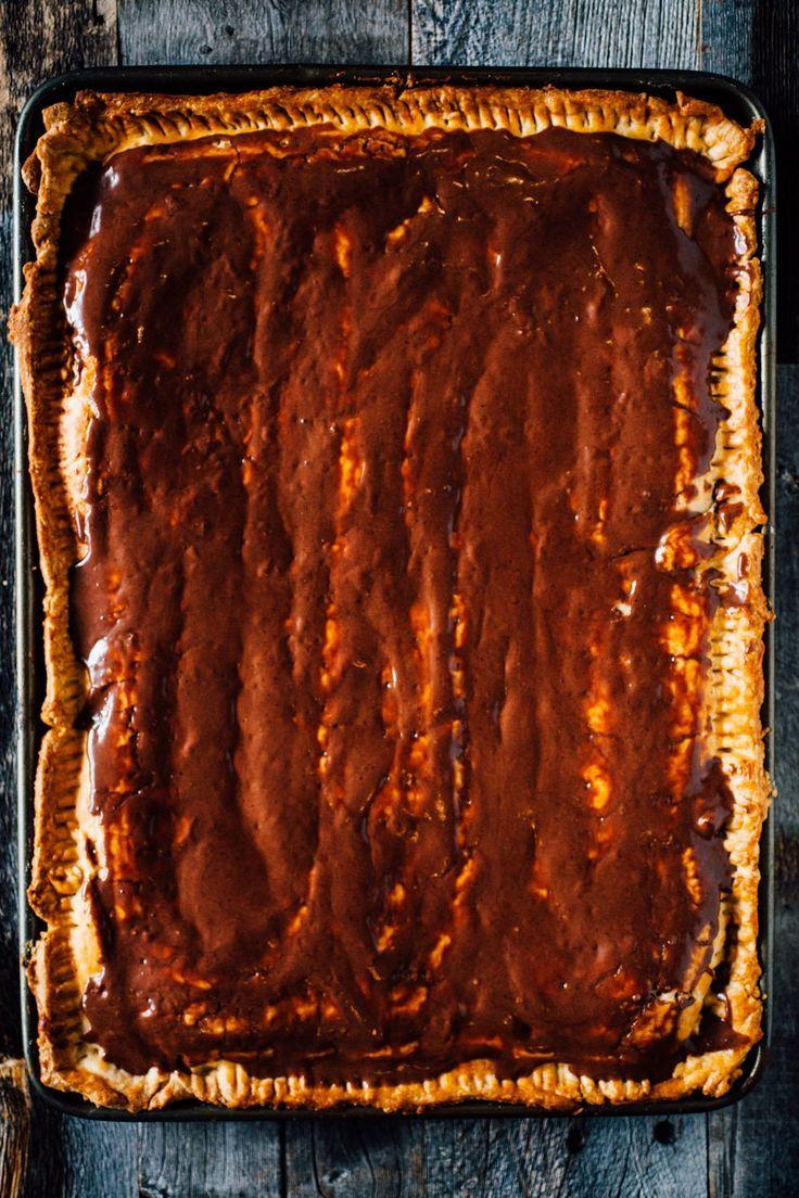S'mores Pop-Tart Slab Pie [bigger is better]