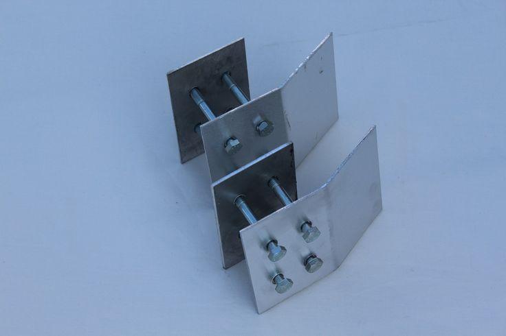Aluminium Loading Ramp End Kit