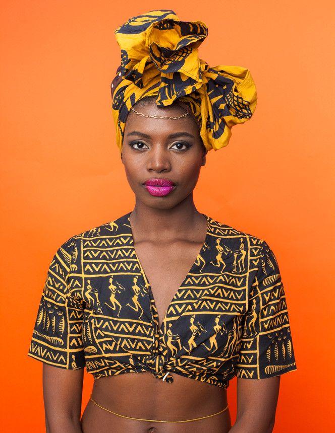 Afropunk natural hair Afropunk Hair Portraits by Artist Awol Erizku