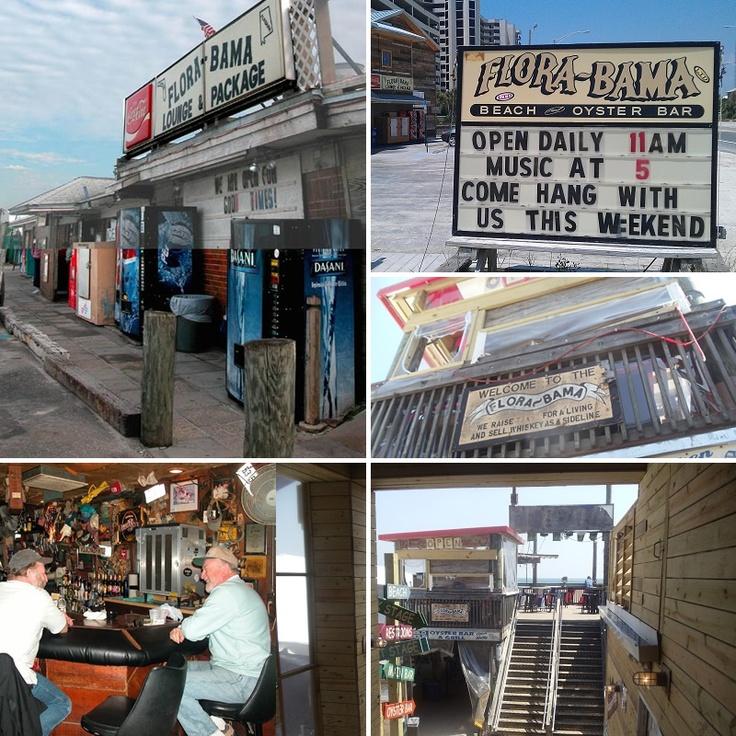 Perdido Key Restaurants: The Flora Bama In Pensacola, Florida